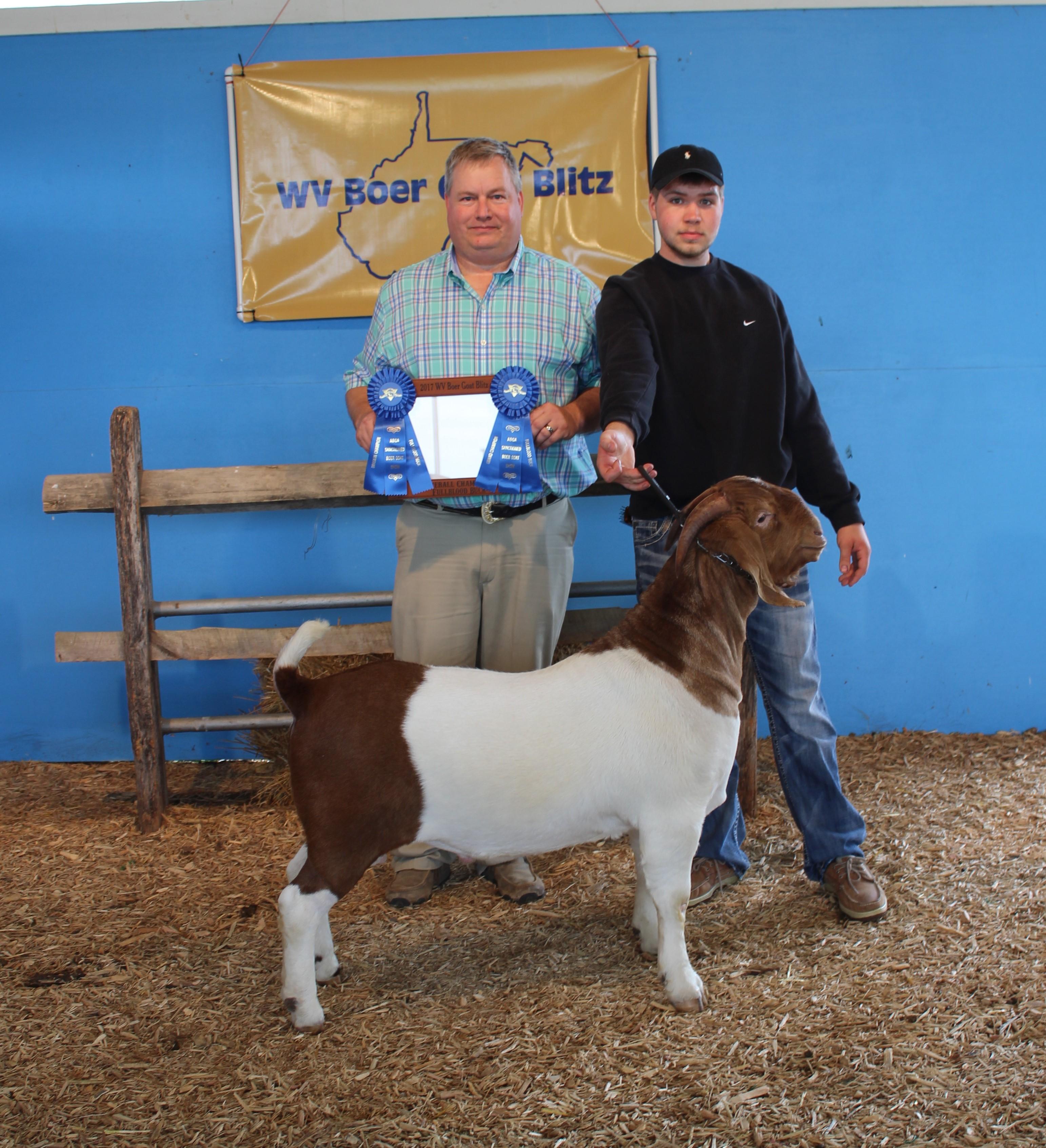 Ox Creek Boer Goats - Show Results